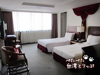 シーザーパークホテル台北 ブログ