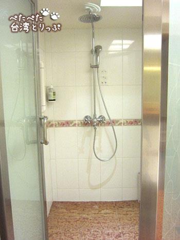 コスモスホテル シャワーブース