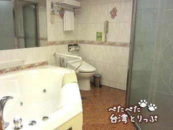 コスモスホテル バスルーム