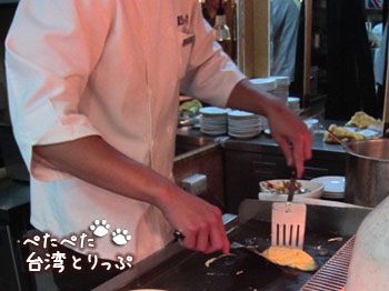 コスモスホテル 朝食 卵料理