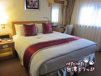 コスモスホテル台北 ブログ