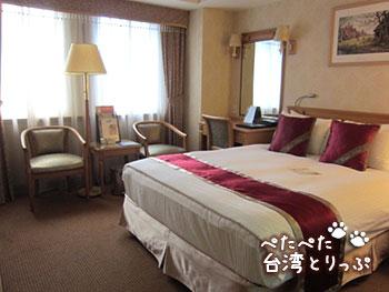 コスモスホテル台北 ジュニアスイート