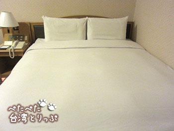サンルート台北 ベッド