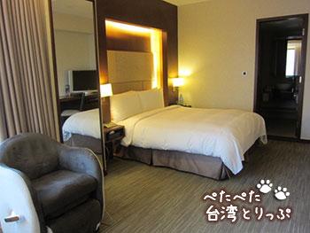 パークタイペイホテル(台北美侖大飯店) ブログ