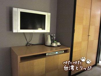 ロイヤルイン台北南西 スタンダードルーム窓なしの部屋口コミ