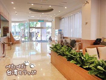 ホテルサンルート台北 ロビー2