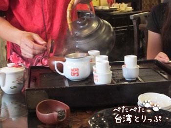 阿妹茶樓(阿妹茶酒館・阿妹茶楼)台湾茶