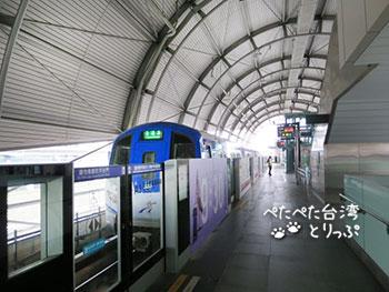 桃園空港MRT 普通車