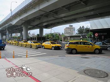 京站国際サービスアパートメントへの行き方 タクシー