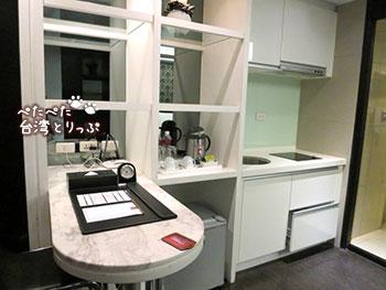 京站国際サービスアパートメント デラックスルーム