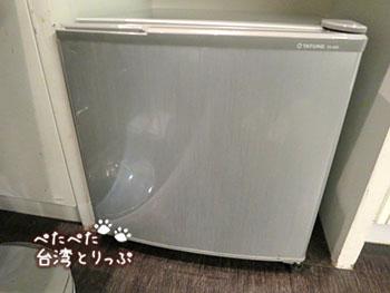 京站国際サービスアパートメント デラックスルーム 冷蔵庫