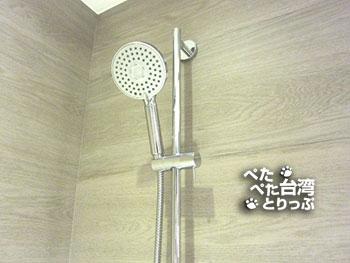 Kホテル台北松江館 バスルーム