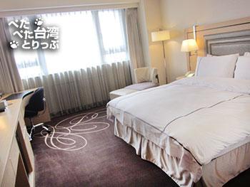 K ホテル台北松江のお部屋