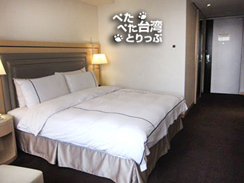 Kホテル台北松江のお部屋