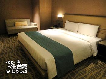ホテルミッドタウンリチャードソン(徳立荘酒店)・ダブルルーム