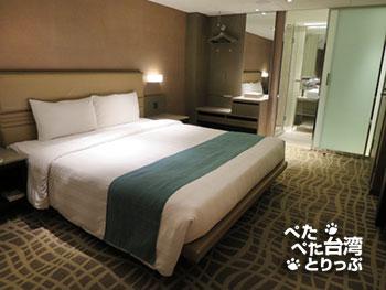 ホテル ミッドタウン リチャードソンのお部屋