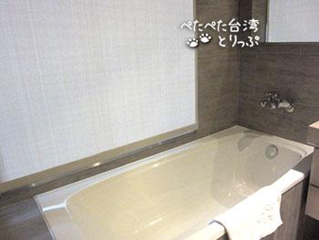 パークシティホテルズルゾウ バスルーム