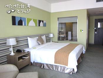 パークシティホテル・ルゾウのお部屋