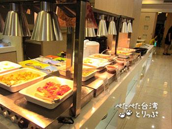 優美ホテル 朝食ビュッフェ