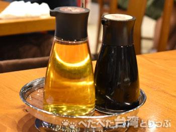 鼎泰豐のオススメの酢と醤油の割合は3対1