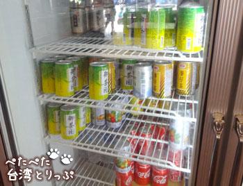 杭州小籠湯包のドリンク用冷蔵ケース