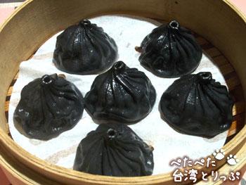 金品茶語のXO醤小籠包