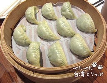 鼎泰豐(ディンタイフォン)餃子