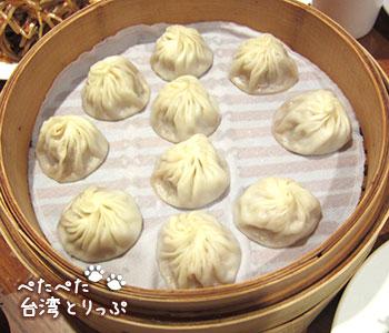 鼎泰豐(ディンタイフォン)台北101 小籠包