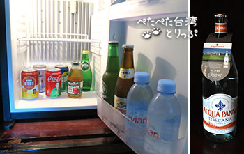リージェント台北 飲み物