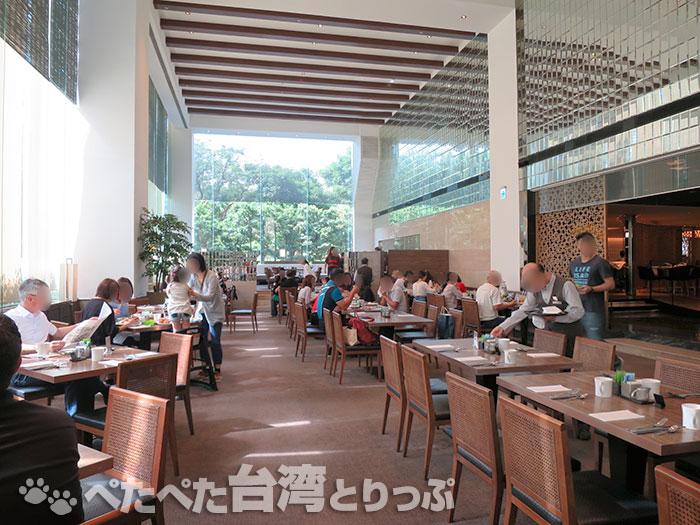 リージェント台北 朝食レストラン