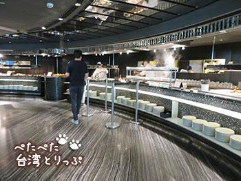 リージェント台北 朝食ビュッフェレストラン