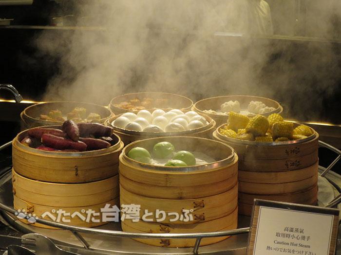 リージェント台北 朝食ビュッフェ